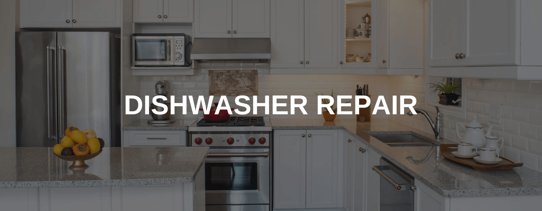 dishwasher repair cincinnati
