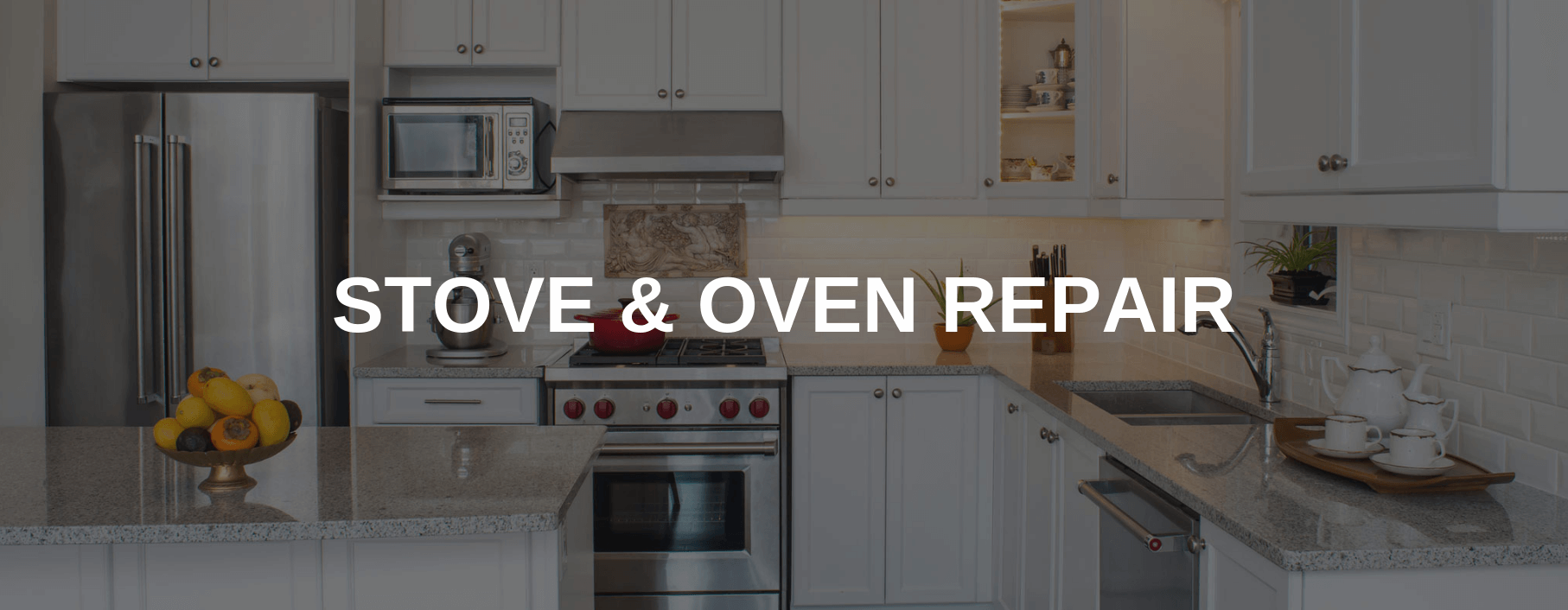 stove repair cincinnati